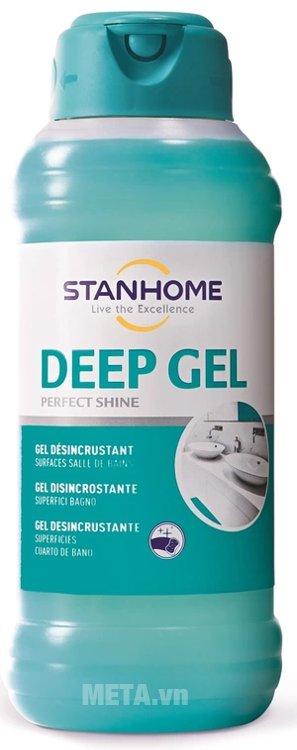 Hình ảnh gel làm sạch bề mặt tráng men và inox Stanhome Deep Gel 750ml
