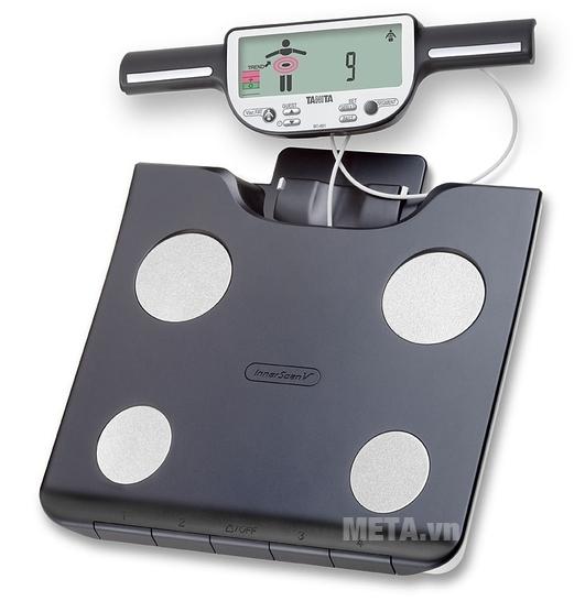 Cân sức khỏe và kiểm tra độ béo của Tanita BC-601