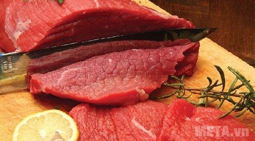 Chọn thịt bò ngon để làm thịt bò khô