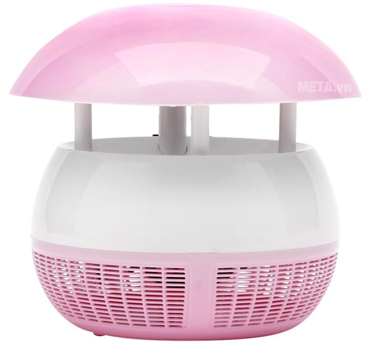 Đèn bắt muỗi Hando Mushroom giúp bắt muỗi và côn trùng hiệu quả bằng ánh sáng tia cực tím và đèn UV.