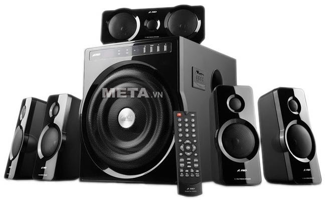 Loa Fenda F6000U 5.1 là dòng loa cao cấp, nghe nhạc cực đỉnh.