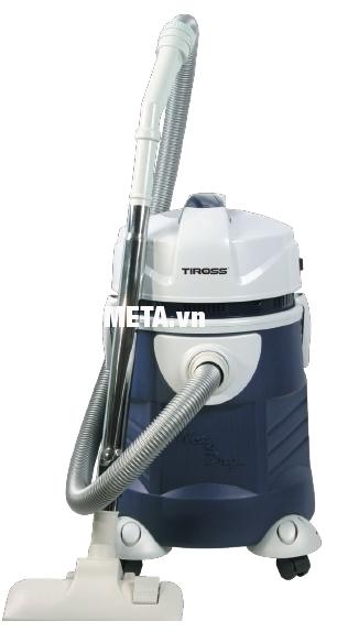 Máy hút bụi công nghiệp Tiross TS9301 có chức năng hút khô, hút nước, thổi gió