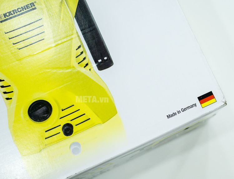 Máy rửa xe Karcher K2 Compact made in Germany