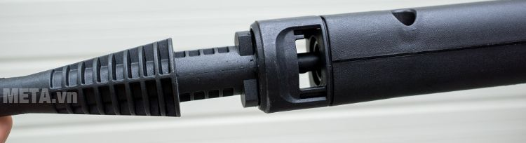 Máy rửa xe Karcher K2 Compact thiết kế các chi tiết rất sắc sảo