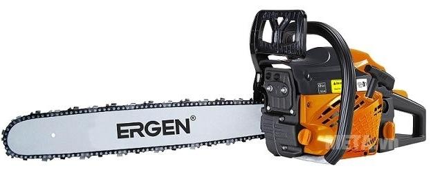 Máy cưa xích chạy xăng Ergen GS958 cắt gỗ cực nhanh