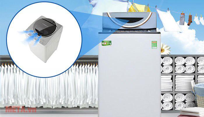 Máy giặt đa chức năng bảo vệ quần áo tốt hơn