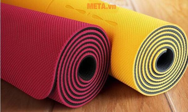 Thảm Yoga TPE 8 ly
