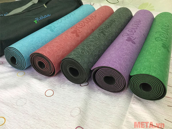 Thảm cao su hoa văn Relax chống trượt