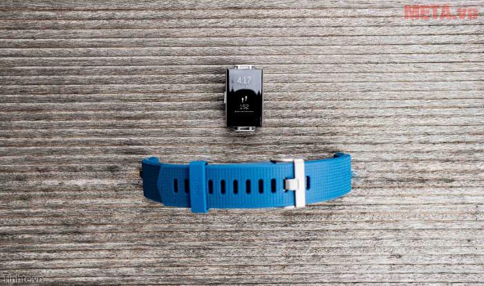 Dây đeo Fitbit Charge 2 có thể thay đổi theo sở thích người dùng