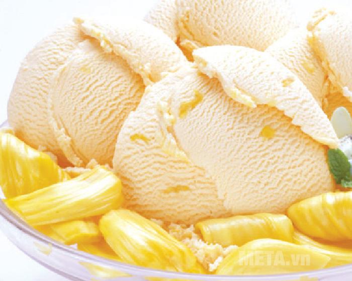 Kem mít là món ăn đơn giản bạn có thể thực hiện ở nhà với máy xay sinh tố