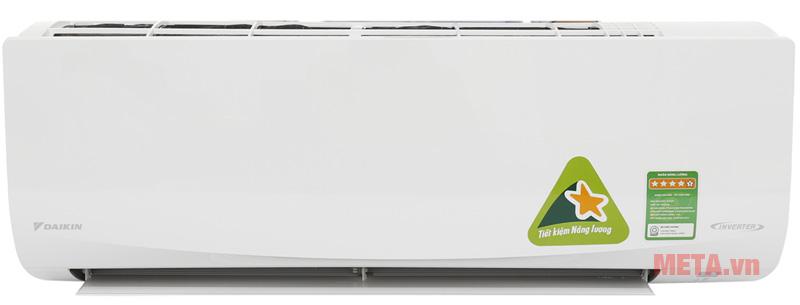 Điều hòa Daikin Inverter 12000 BTU FTKQ35SVMV mới 2018