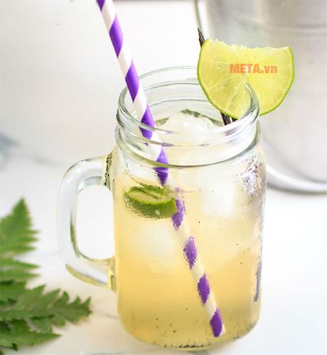 Nước chanh vani là một thức uống giải nhiệt mùa hè hiệu quả