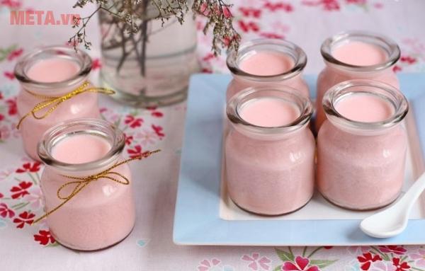 Sữa chua uống là loại thức uống bổ dưỡng tốt cho hệ tiêu hóa