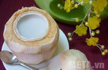 Món thạch dừa mát lạnh mà mọi người đều mê đã ra lò