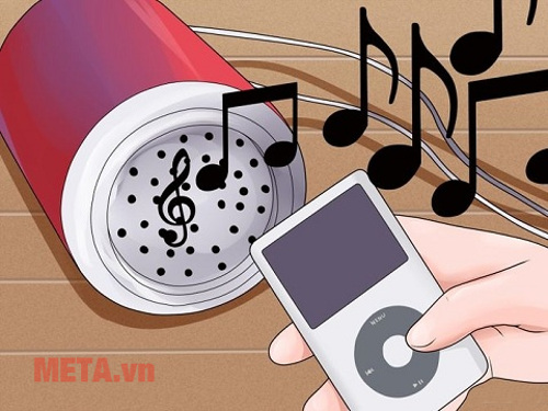 Bạn chọn bài nhạc bạn yêu thích và thưởng thức thôi