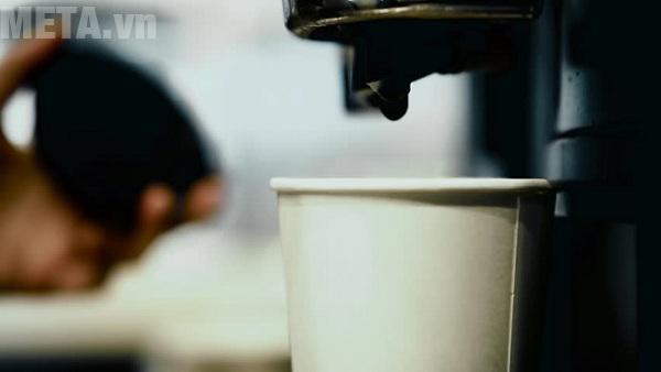 Với lỗi cà phê chảy chậm hoặc chảy nhỏ giọt bạn có thể tự khắc phục