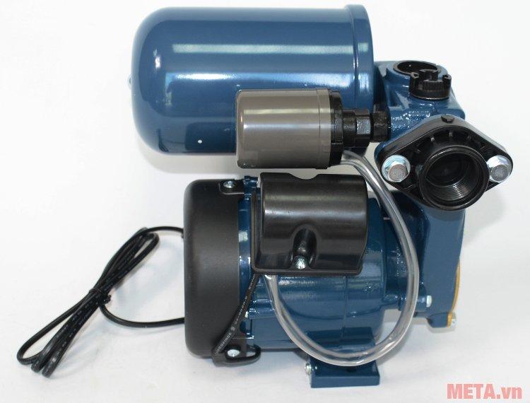 Máy bơm hút sâu đẩy cao Panasonic A130JAK hoạt động với công suất 125W rất tiết kiệm điện