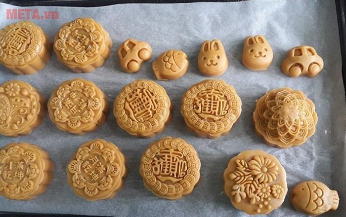 Bánh nướng thường xuất hiện nhiều lỗi hơn khi làm bánh dẻo