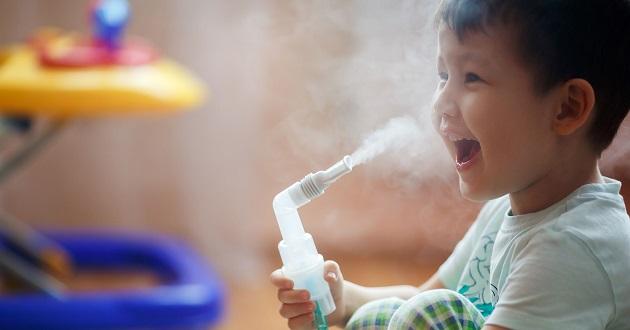 Máy xông mũi họng hỗ trợ điều trị các bệnh hô hấp nhanh chóng, hiệu quả hơn.
