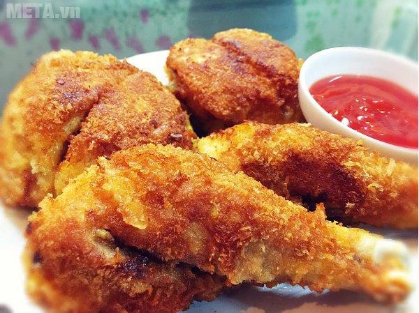 Cách làm đùi gà chiên giòn ngon như mua trong hiệu KFC