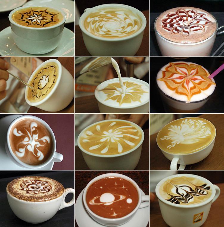 Bạn yêu thích một ly cappccino vẽ hình thì máy pha cà phê bán tự động sẽ là sự lựa chọn dành cho bạn