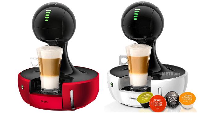 Máy pha cà phê viên nén Nescafe Dolce Gusto - 9774 Drop nhanh chóng với công suất 1460W