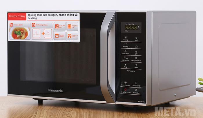 Lò vi sóng điện tử Panasonic NN-ST34HMYUE