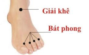 Hướng dẫn sử dụng máy xông cứu ngải chữa bệnh tê bàn chân