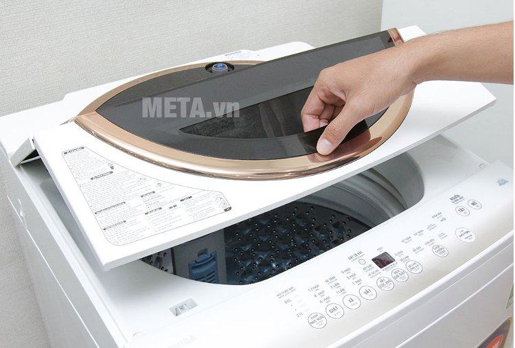 Máy giặt cửa trên 10.5 kg Toshiba ME1150GVWK