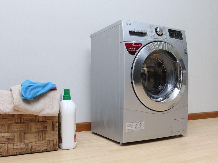 Máy giặt lồng ngang LG 8kg F1408NPR