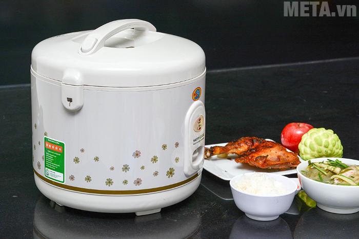 Nồi cơm điện Happy Cook HC-300 (3L)
