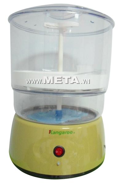 Hướng dẫn sử dụng máy làm rau mầm KG 261 và KG 262
