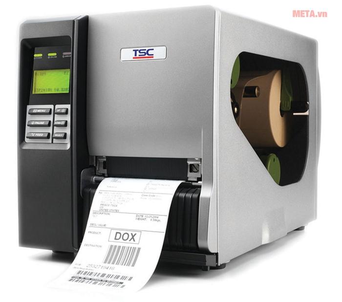 Hình ảnh máy in tem mã vạch TSC TTP 2410MU