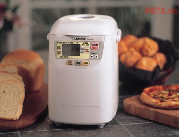 Thiết kế của máy là yếu tố quan trọng khi bạn cần quan tấm đến khi mua máy làm bánh mì