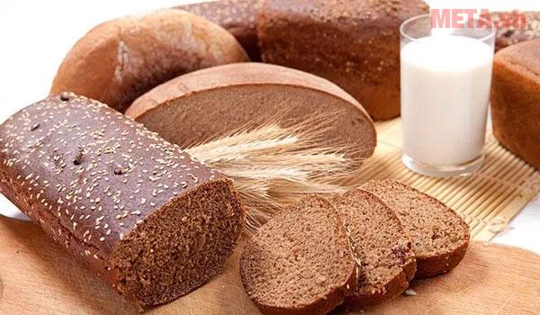 Với những chiếc máy làm bánh mì bạn sẽ có những bữa ăn nhanh chóng