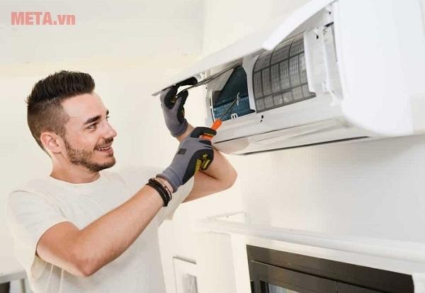 Gas R22 là loại gas được sử dụng đầu tiên trên các thiết bị điều hòa, máy lạnh.