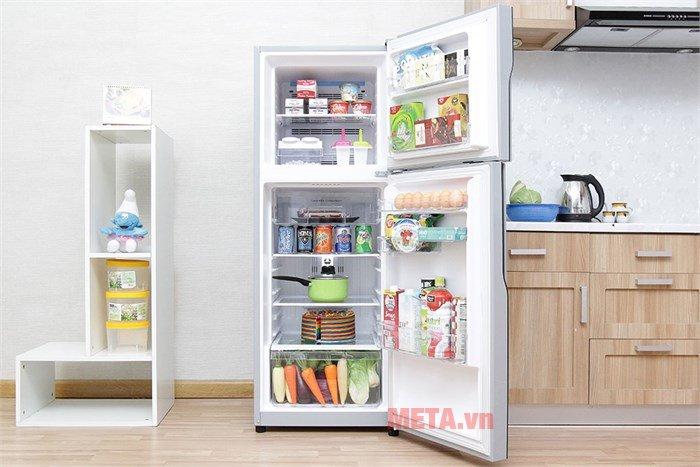 Tủ lạnh 200 lít Hitachi H200PGV4