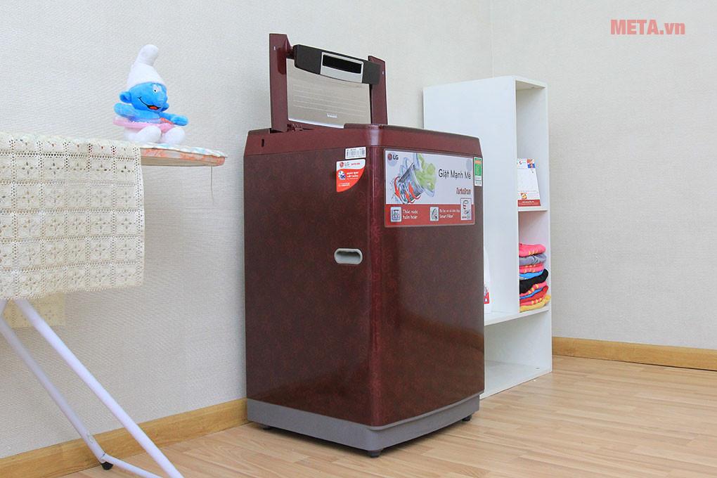 Máy giặt lồng đứng LG 9kg WF-S9019DR