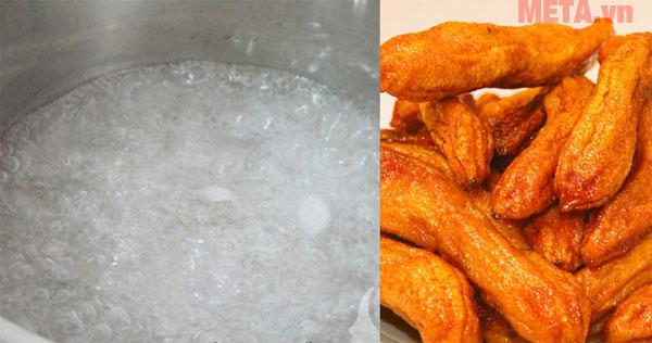 Có rất nhiều cách để bạn thực hiện món chuối dẻo ngay tại nhà