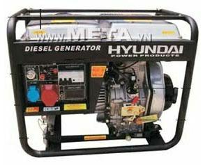 máy phát điện chạy dầu Diesel Hyundai DHY 2500LE