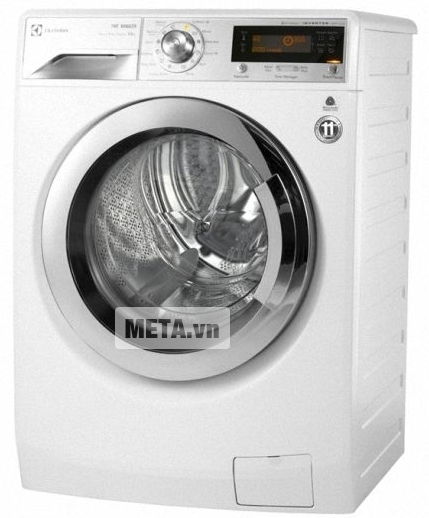 Máy giặt cho phép cài đặt thời gian giặt giũ nhờ chức năng Time Manager