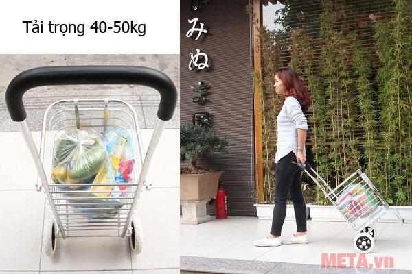 Tải trọng tới 40 - 50 kg