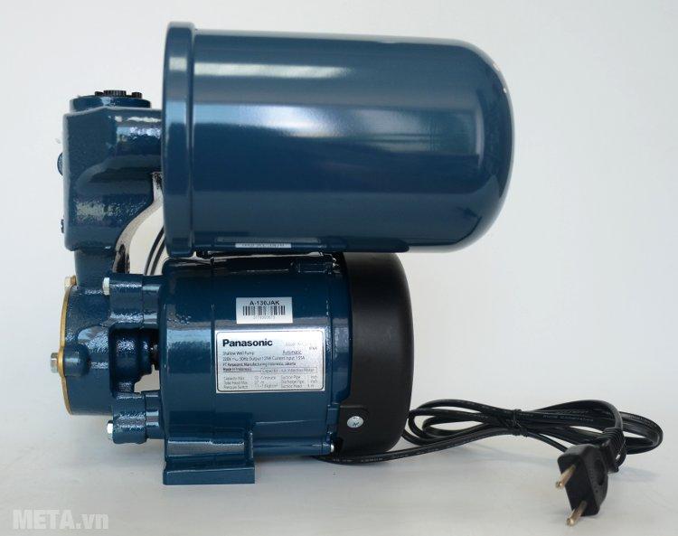 Panasonic A130JAK có tiếng ồn cực nhỏ khi sử dụng