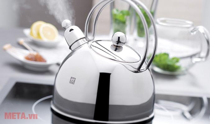 Cách nấu cháo rau củ bằng bình giữ nhiệt Tupperware