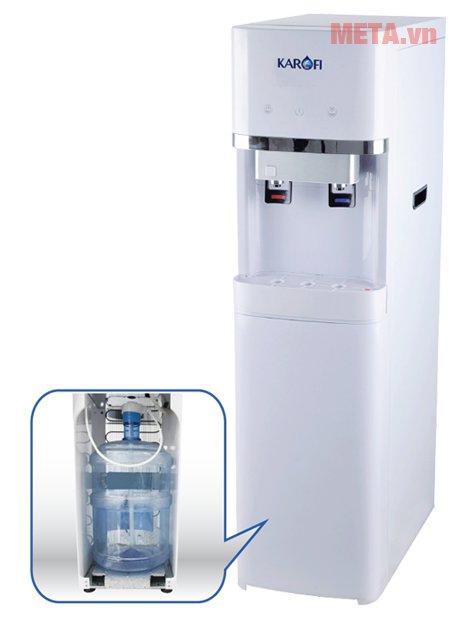 Cây nước nóng lạnh Karofi HC300-W