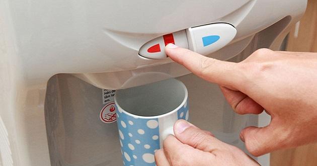 Cây nước nóng lạnh thiết kế đẹp