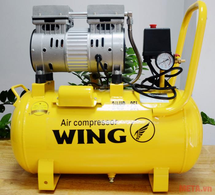 Máy nén khí dùng cho công nghiệp