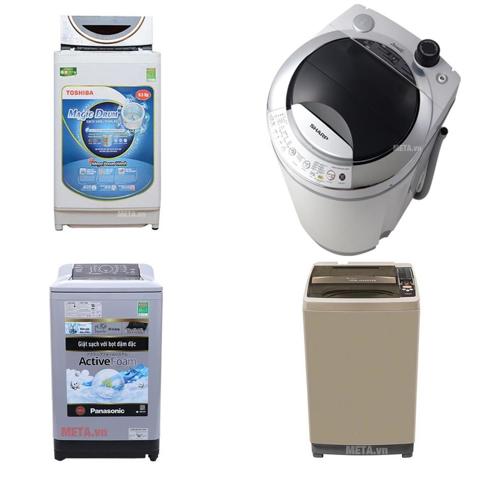 Top 5 máy giặt khối lượng giặt 9kg chưa đến 7 triệu