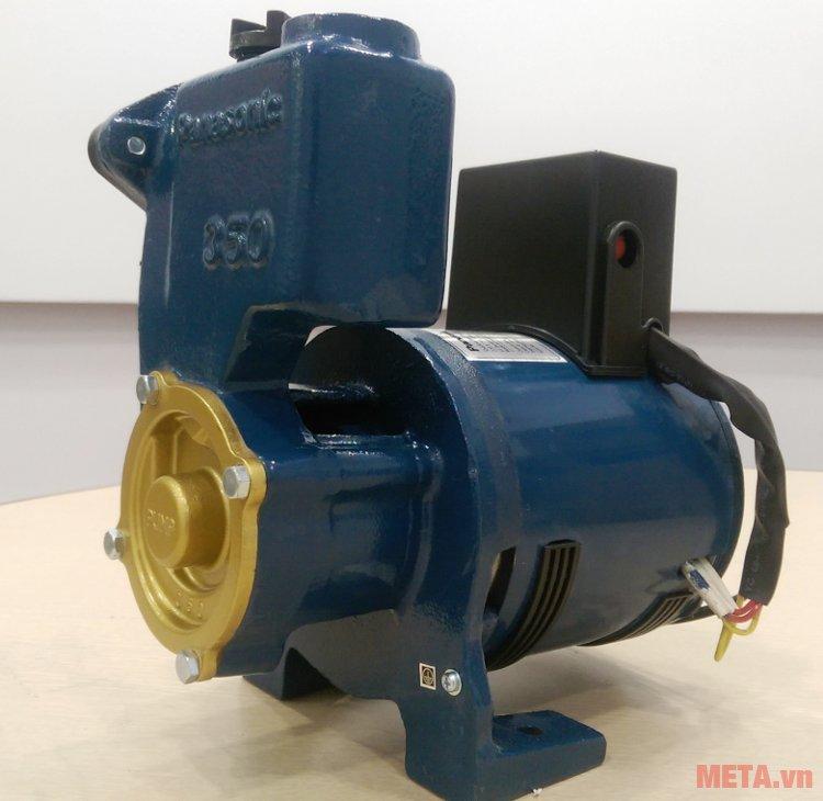 GP-350JA có mô tơ dây đồng bền bỉ