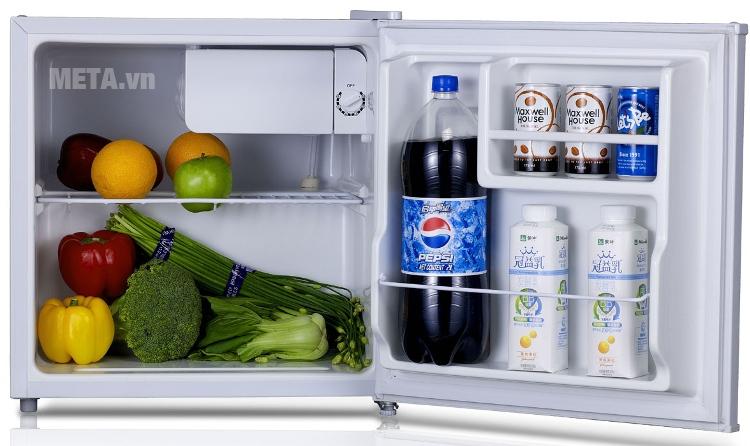Tủ lạnh mini Midea HS-65L